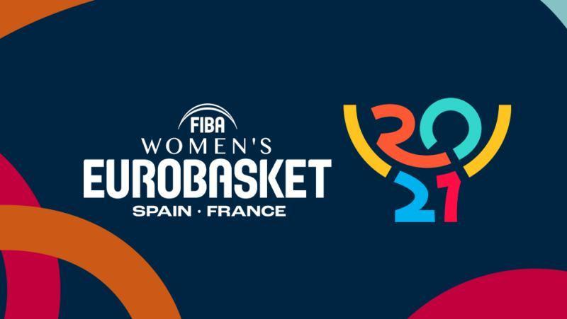 ФІБА презентувала лого ЄвроБаскета-2021 у жінок