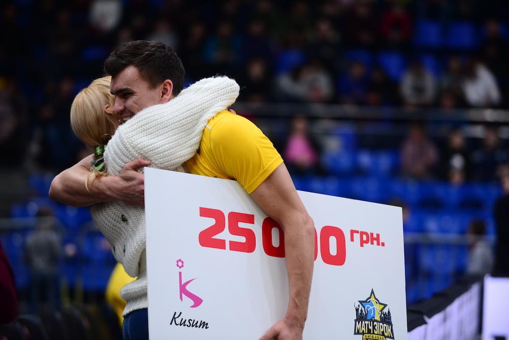 Максим Пустозвонов виграв конкурс триочкових кидків на Матчі зірок-2020