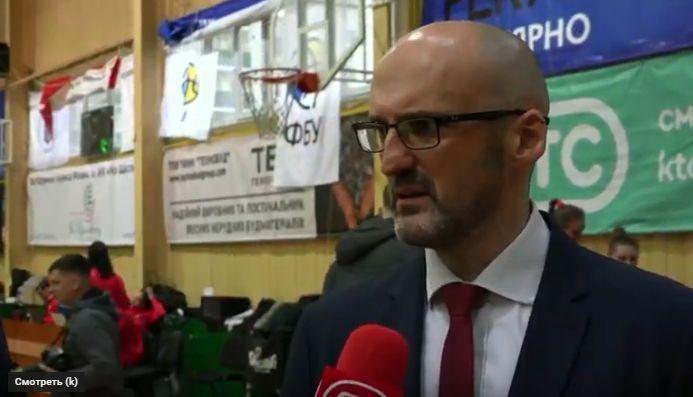 Срджан Радулович: ми намагаємося виграти кожну гру