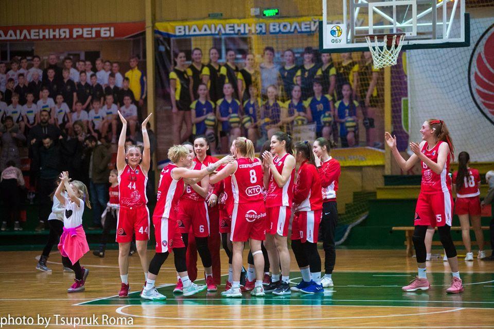 Кубок України (жінки): другий фіналіст - Рівне-ОШВСМ