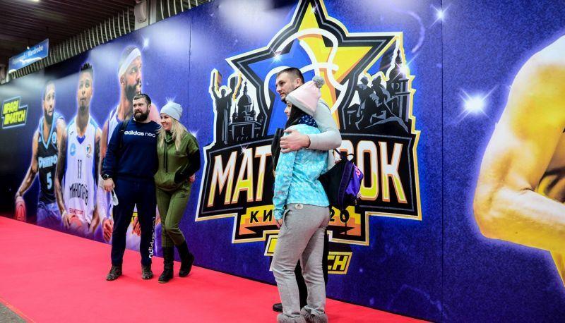 Повна фотогалерея Матчу зірок-2020 у Києві (частина 1)