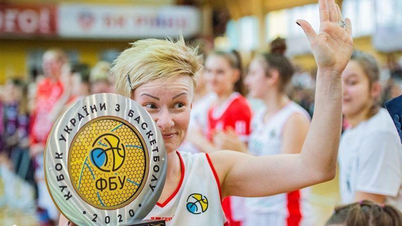 MVP фіналу Кубка України визнано лідера Рівного Шматову