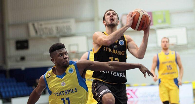 Київ-Баскет зіграє за перше місце в групі Кубка Європи ФІБА