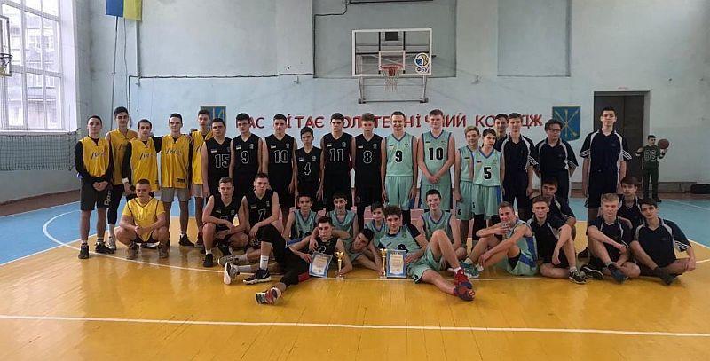 У Хмельницькому відбулася баскетбольна спартакіада