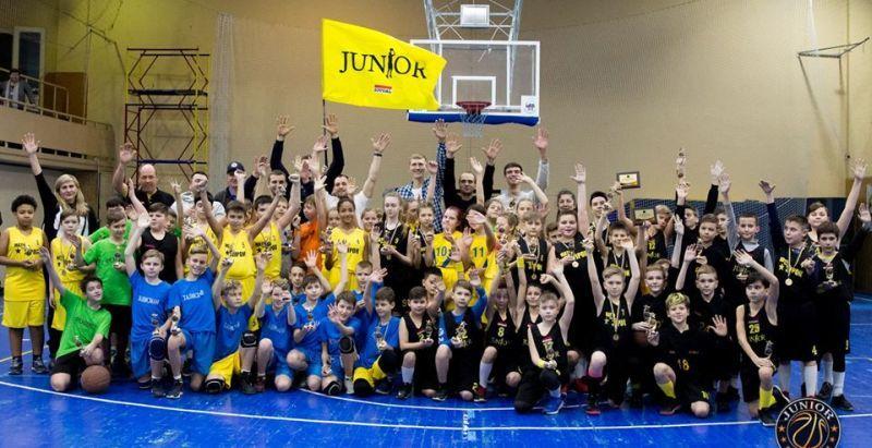 У Харкові відбувся матч майбутніх зірок баскетболу