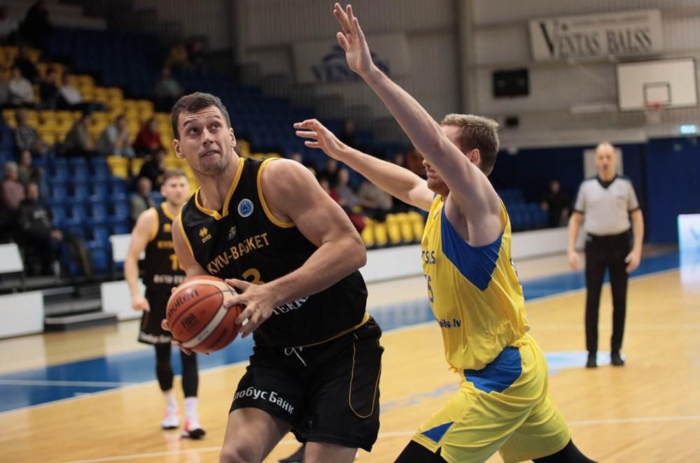 Київ-Баскет та Вентспілс розіграють перше місце в групі: пригадуємо першу зустріч команд