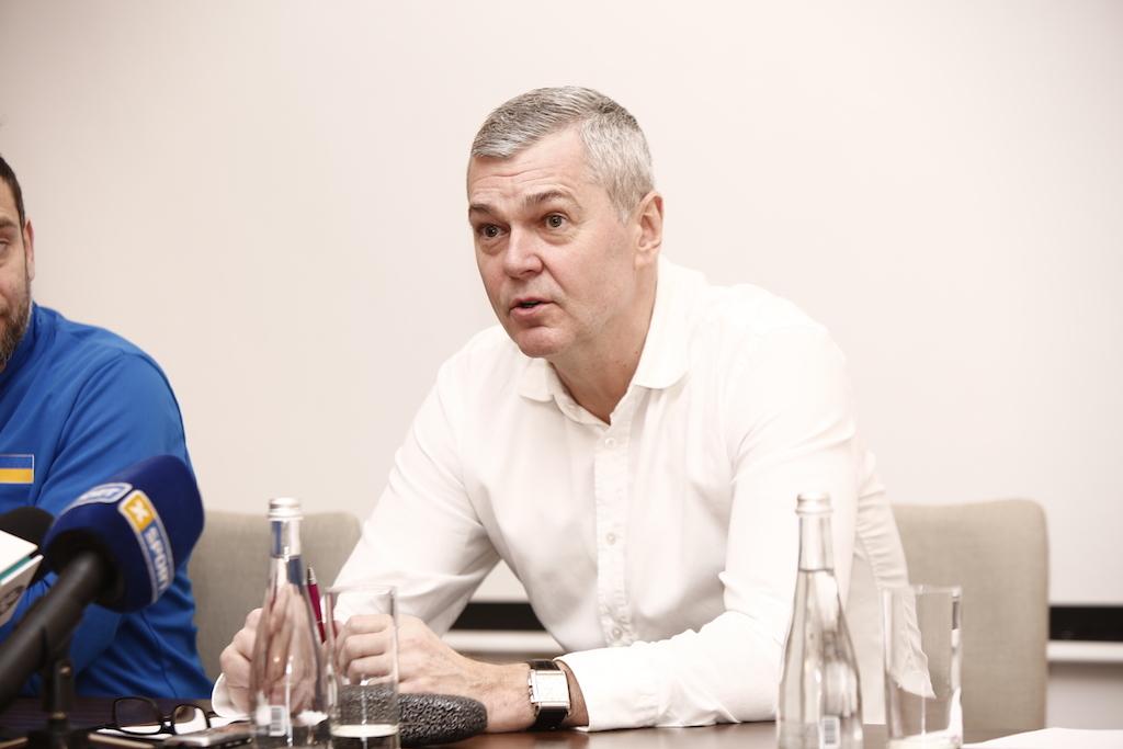 Діалоги про збірну: Айнарс Багатскіс зустрівся з журналістами