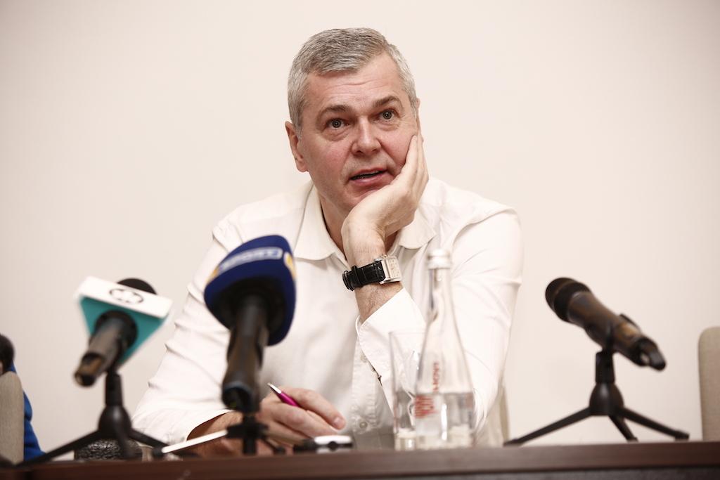Айнарс Багатскіс: я б хотів, щоб у збірній України було два капітани