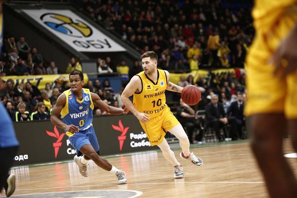 Визначився суперник Київ-Баскета у плей-оф Кубка Європи FIBA