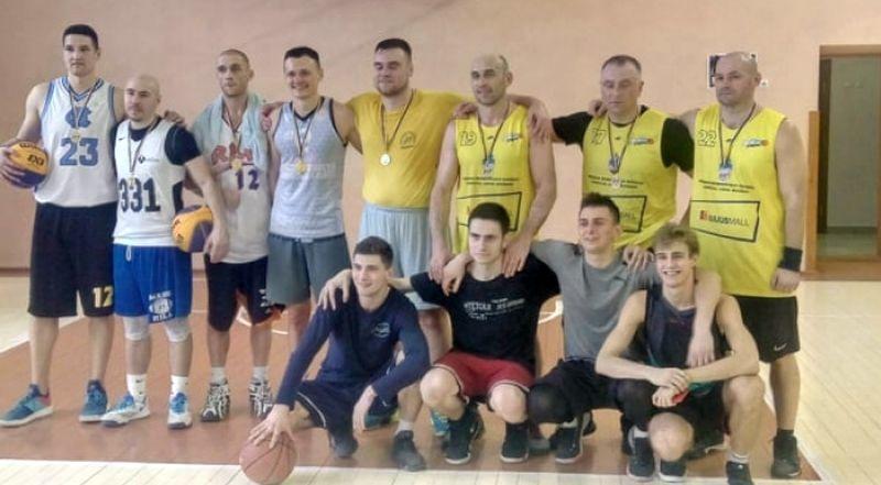 На Буковині відбувся турнір з баскетболу 3х3 Chernivtsi Winter Cup
