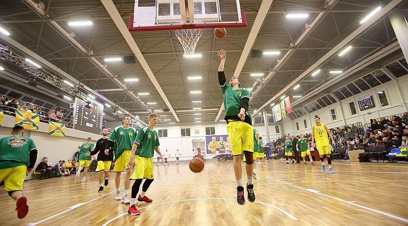 Подвійне свято у Тернополі: лідер Вищої ліги переміг у першому матчі на оновленій арені