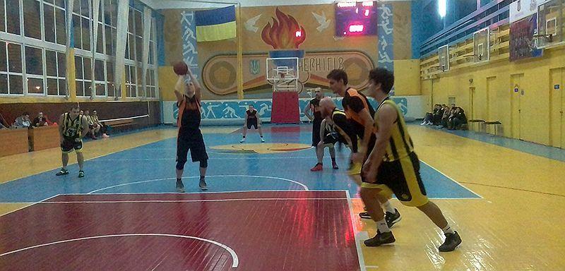 Зіграно стартові поєдинки чемпіонату Чернігівської області