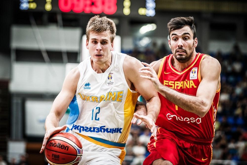 Володимир Герун зіграє за збірну України у відборі на Євробаскет-2021