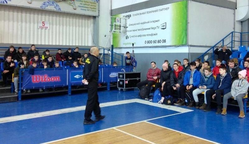 У Одесі відбувся семінар для гравців та тренерів ВЮБЛ