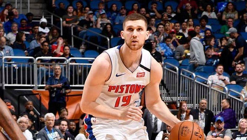 Михайлюк повернувся в НБА після травми: відео
