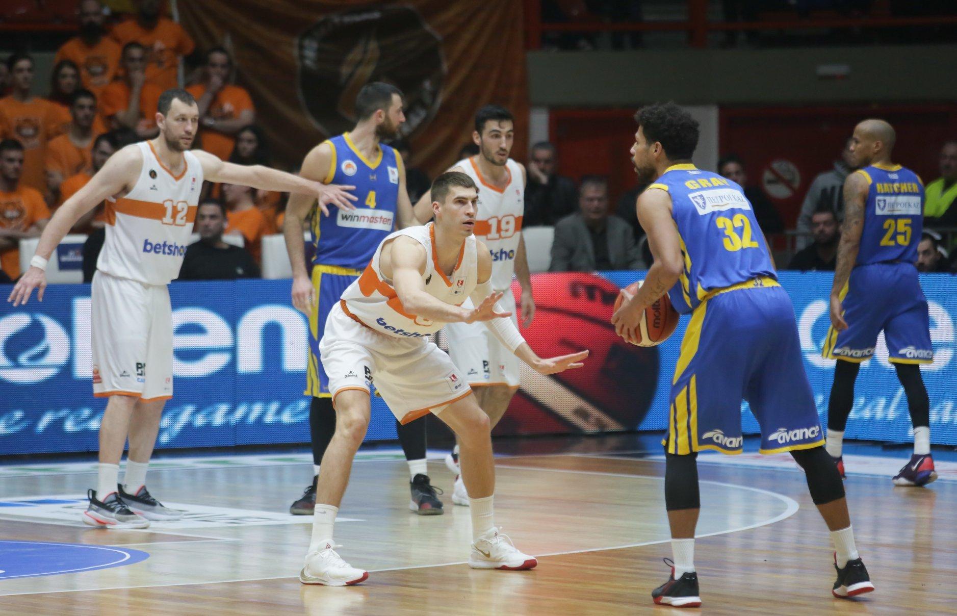 Олександр Липовий зіграє у фіналі Кубку Греції