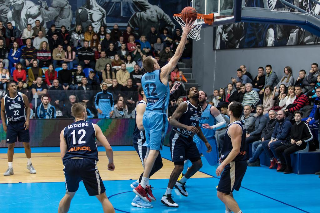 Дніпро втретє в сезоні переміг Соколів: фотогалерея