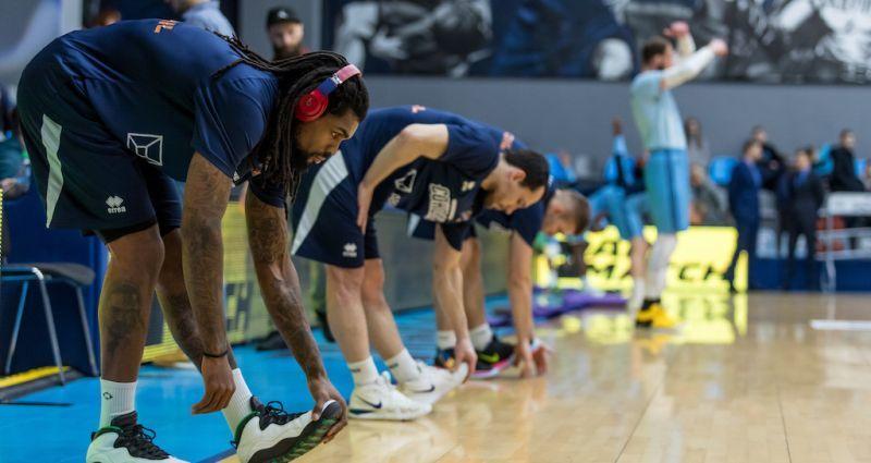 Передматчева розминка: методичний матеріал для тренерів