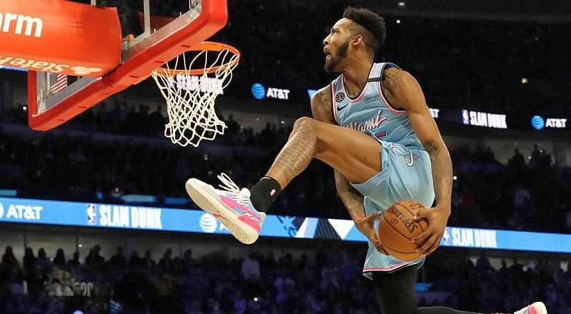 Форвард Маямі переміг у яскравому конкурсі данків НБА: повне відео