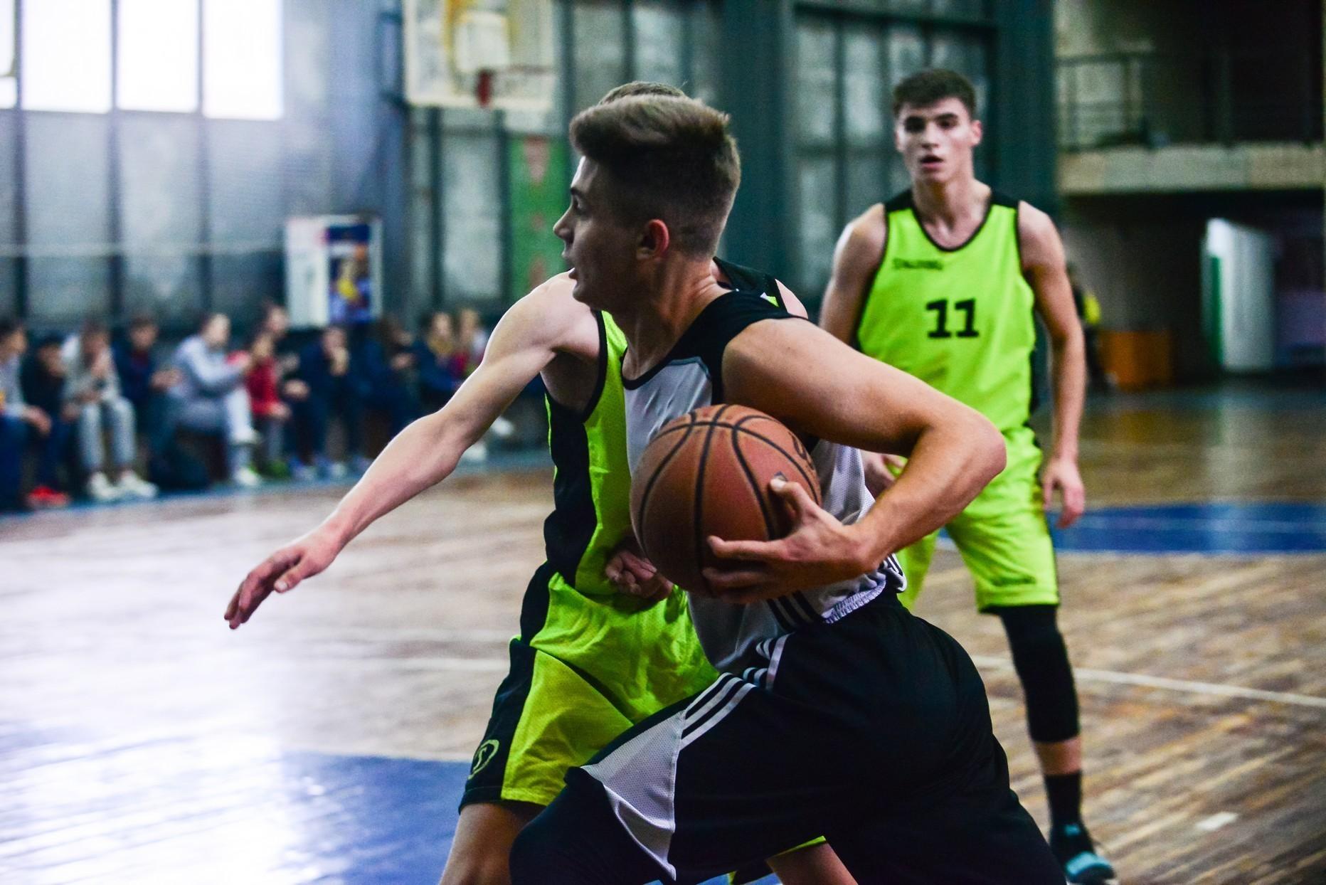 В Україні вперше стартує Молодіжна баскетбольна ліга