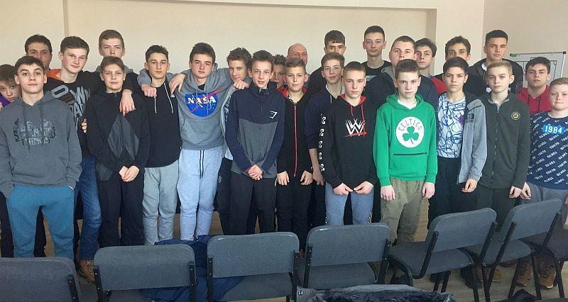 У Харкові відбувся семінар з правил баскетболу для гравців ВЮБЛ