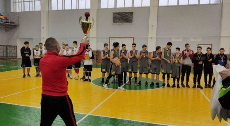 На Вінниччині вперше відбувся чемпіонат серед юнаків 2004 р.н.