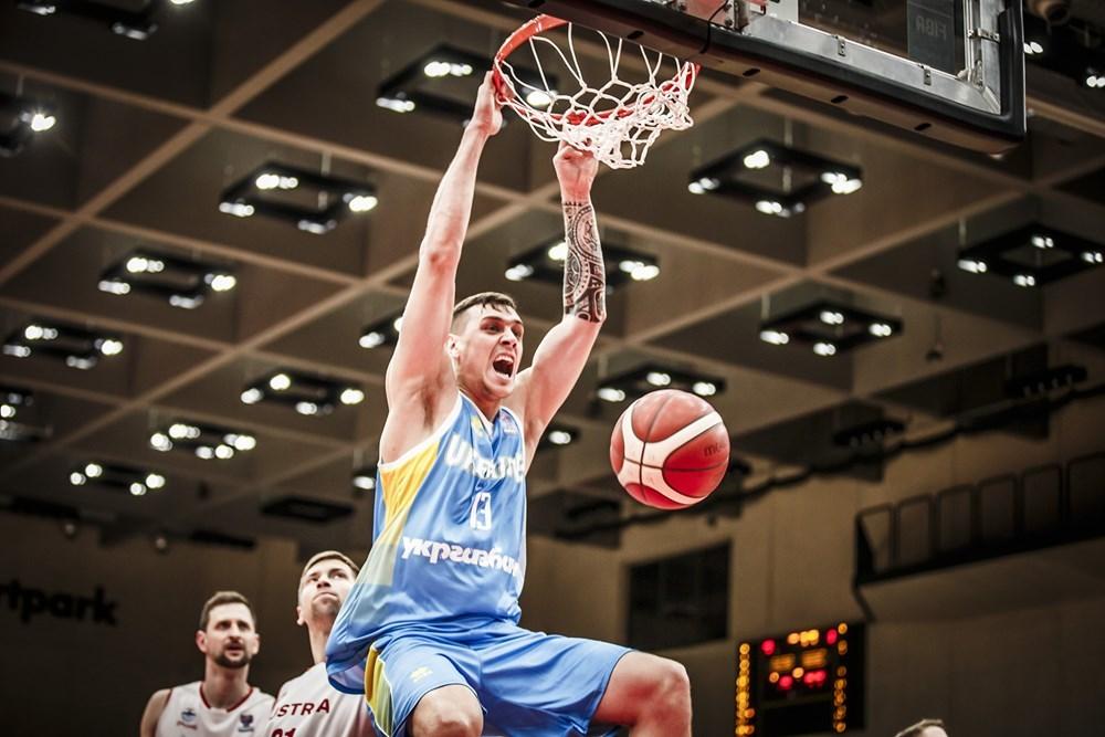 Збірна України захопила лідерство в групі після першого туру відбору на Євробаскет-2021