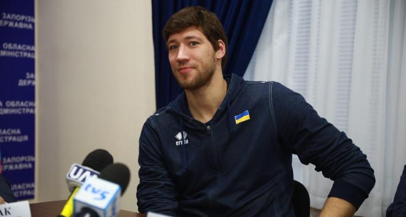 Збірна України очікує на підтримку вболівальників у Запоріжжі
