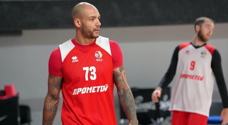 Макс Конате: Прометей цікавлять лише медалі чемпіонату України