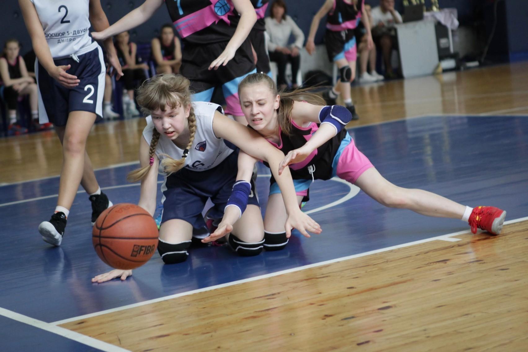 ВЮБЛ (дівчата-2006): лідер продовжив переможну серію