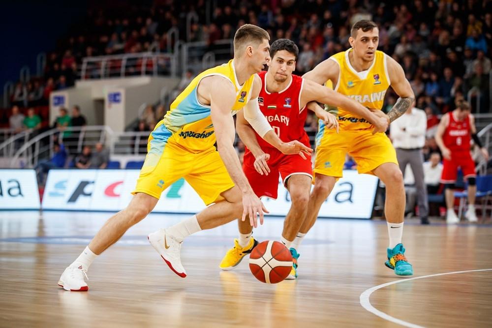 Збірна України стартувала у відборі на Євробаскет-2021: статистичні підсумки