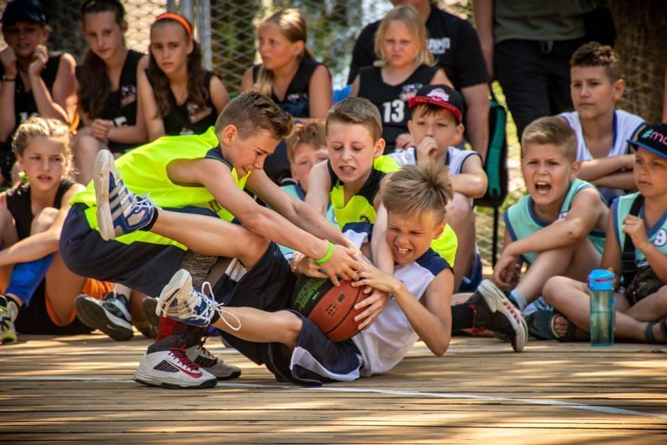 У червні відбудеться ювілейний Фестиваль міні-баскетболу