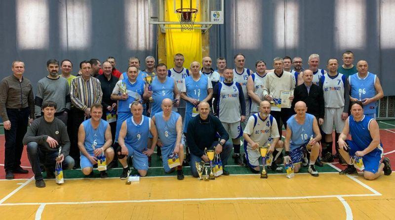 У Хмельницькому відбувся турнір ветеранів