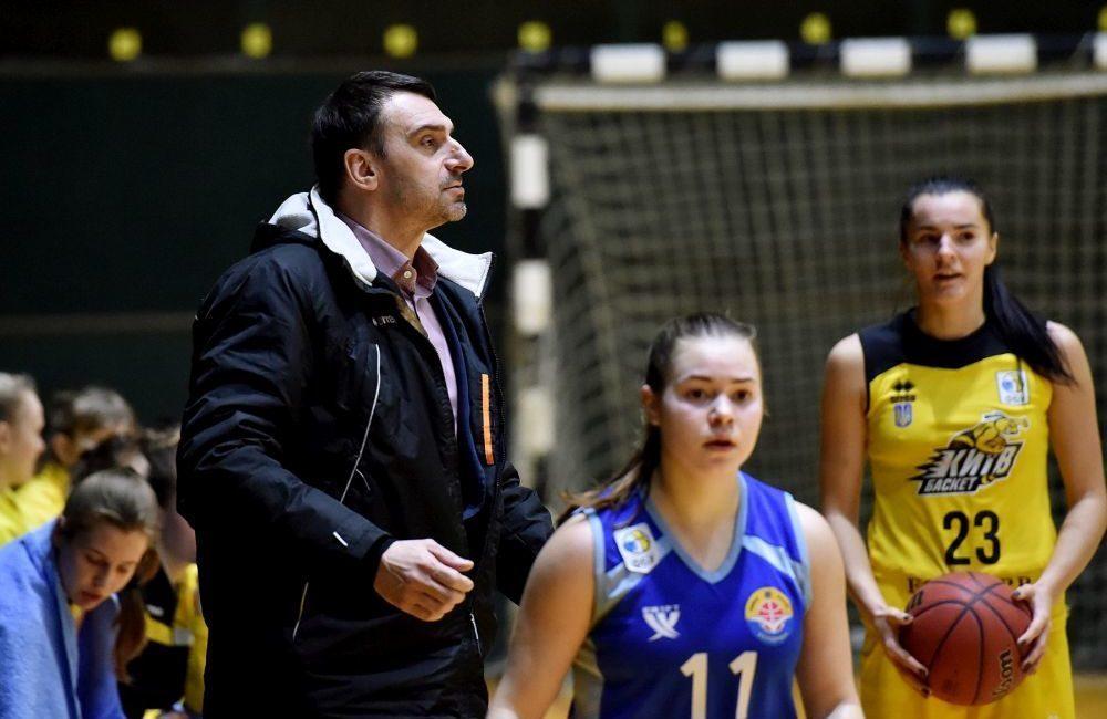 Жіноча Суперліга: анонс матчу Київ-Баскет - Чайка