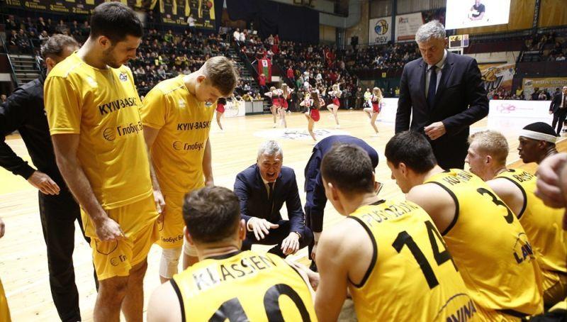 Айнарс Багатскіс: гравці Київ-Баскета мають гідність