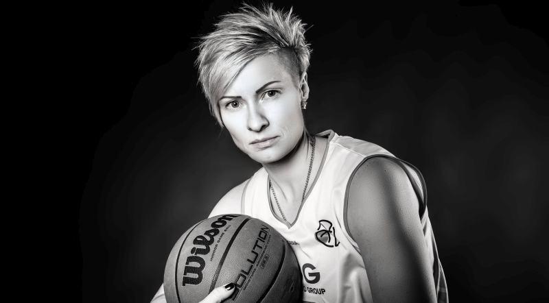 Вікторія Шматова: бачу в Рівному баскетбольне майбутнє
