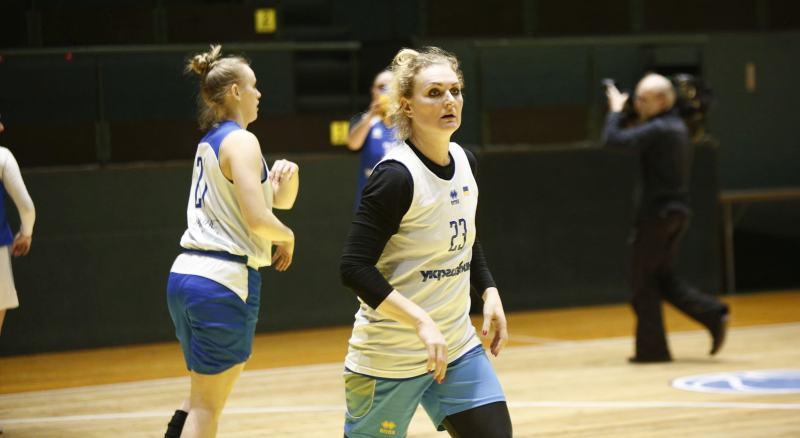 Збірна України з баскетболу 3х3 продовжує підготовку до олімпійської кваліфікації: фотогалерея