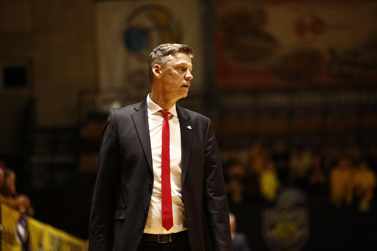 Карліс Муйжнієкс залишив посаду головного тренера Прометея