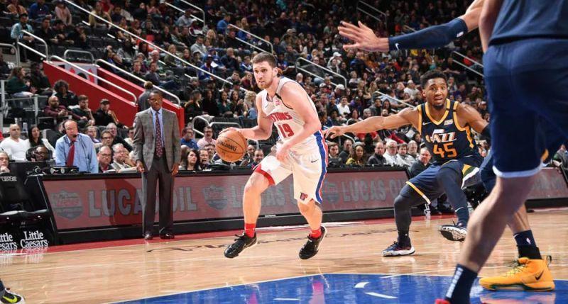 Михайлюк і Лень зіграли в матчах НБА: відео