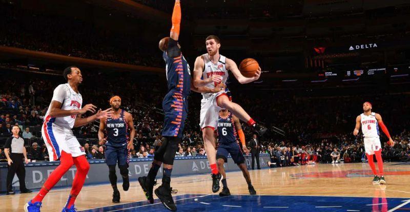 Михайлюк результативно зіграв у матчі НБА