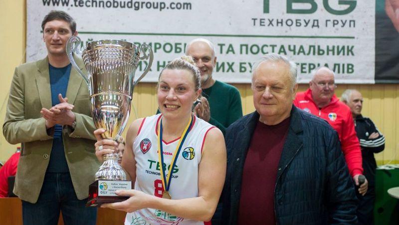 Людмила Спиридонова: жіночий баскетбол у Рівному стрімко розвивається