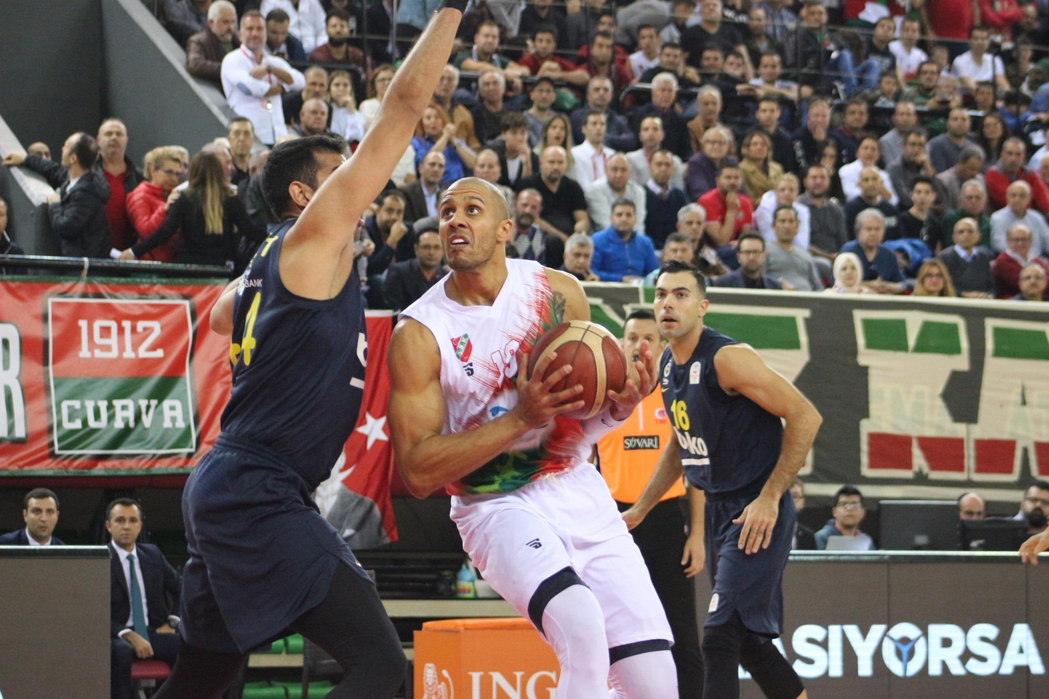 Каршияка здобула розгромну перемогу в чемпіонаті Туреччини перед матчем проти Київ-Баскета