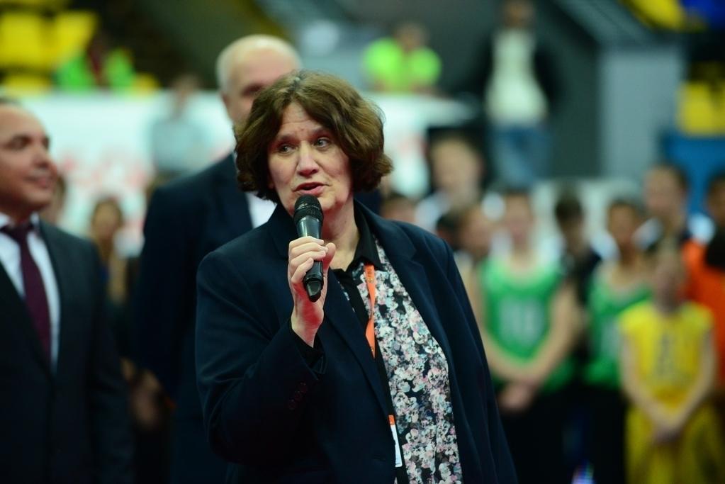 Лариса Шабанова: змагання у Першій лізі вирішують два головних завдання