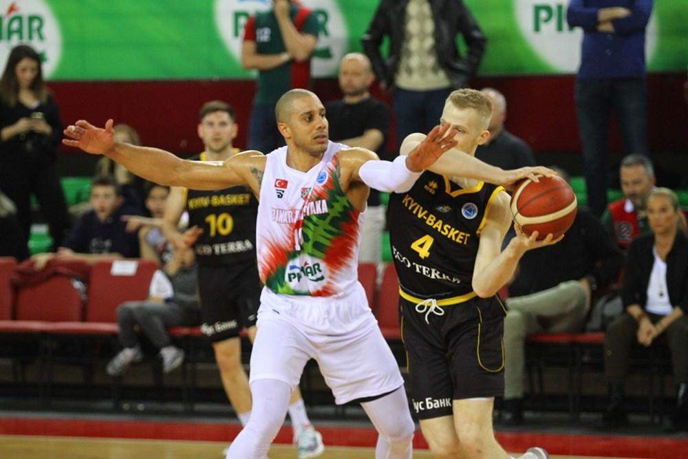 Останній матч євросезону: огляд поєдинку Каршияка — Київ-Баскет