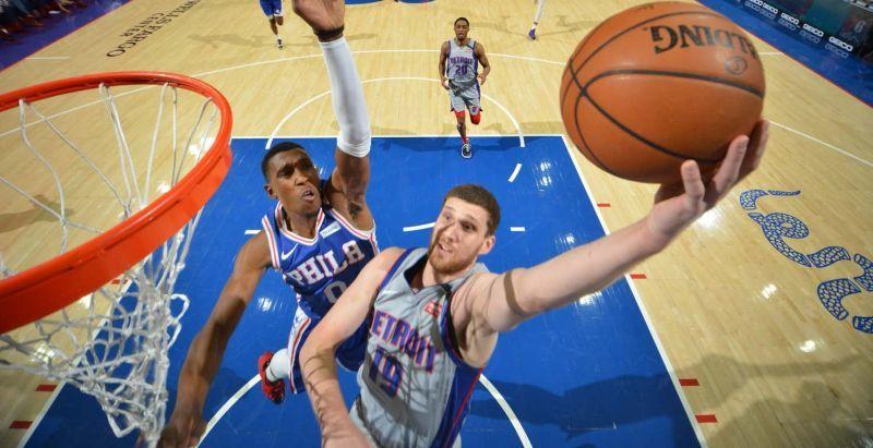 Михайлюк ефектно зіграв у останньому перед карантином матчі НБА