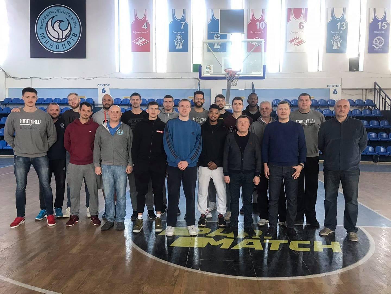 Миколаїв здійснює всі виплати перед гравцями згідно контракту