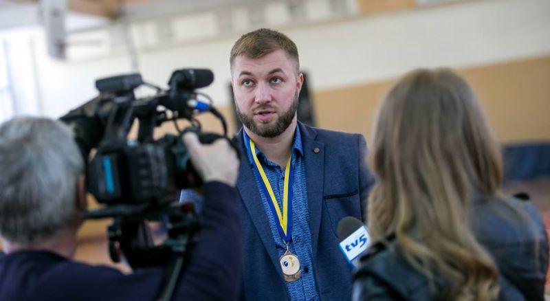 Кирило Вікторов: сподіваюся ще дограти поточний чемпіонат