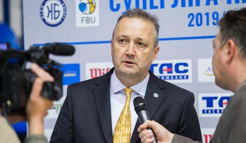 Валентин Берестнєв: для молодих гравців вкрай важливо не залишатися довго без тренувань