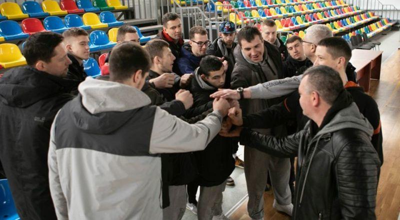 Тернопіль записав відео за підсумками сезону в Вищій лізі