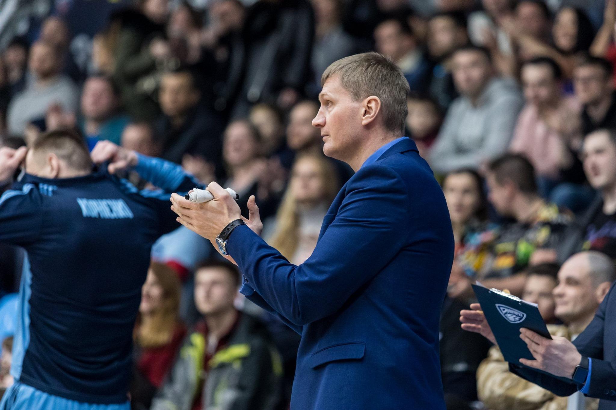 Денис Журавльов: підготовку до нового сезону плануватимемо відповідно до дат його початку